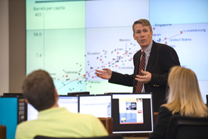 Energy summit aims to spur mutidisciplinary research