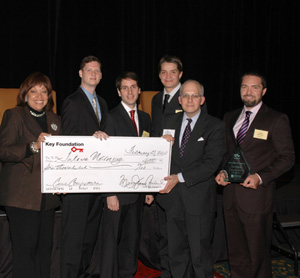 Freeman wins KeyBank Minority MBA Case Competition