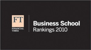 Financial Times ranks EMBA program among world's best