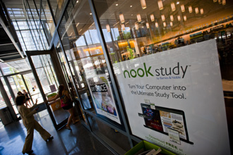 MBA team one of three national finalists in Barnes & Noble marketing contest