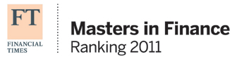 Financial Times ranks Master of Finance fourth in U.S.
