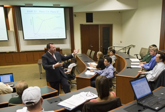 EMBA program moves up in latest FT ranking