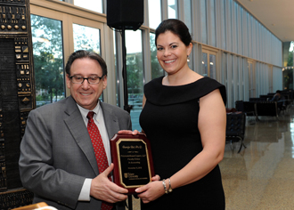 Bol invested as inaugural holder of PwC Professorship
