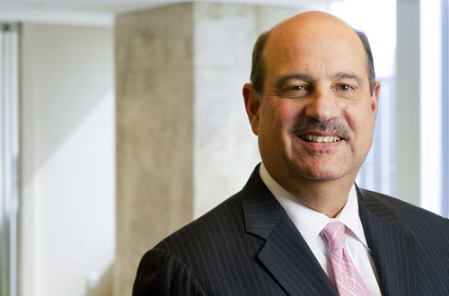 Deloitte Global CEO Barry Salzberg to speak on campus