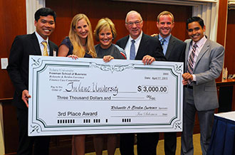Freeman hosts 19th Finance Case Competition