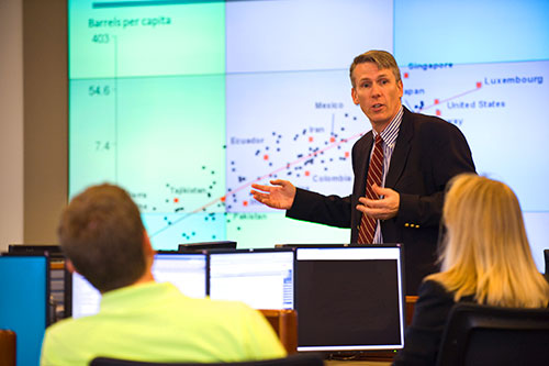 New concentration helps MBAs make sense of big data