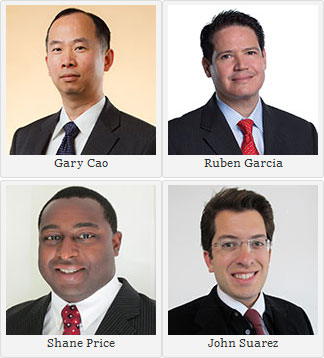 Four alums named to DiversityMBA Top 100 Under 50 list
