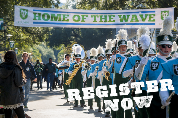 Register for Homecoming 2015