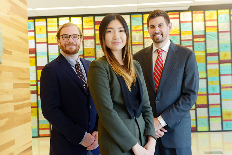 Tulane teams make strong showing in International Biz Model Competition